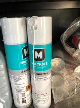 MOLYKOTE SPRAY 400ML
